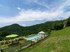 Holiday home Simoncello, Holiday homes  Sestino - big - 41
