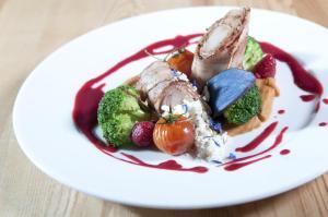 Apartamenty Mesa Grill Restaurant Cafe, Bed and Breakfasts  Dźwirzyno - big - 27