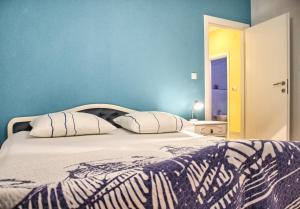 Apartment Lambasa, Apartmanok  Vodice - big - 26
