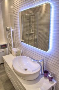 Apartment Lambasa, Apartmanok  Vodice - big - 42