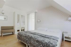 Hotel Villa Baltica, Hotely  Sopoty - big - 18