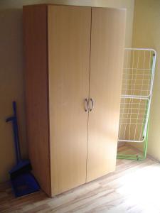 Čtyřlůžkový pokoj s koupelnou a balkonem