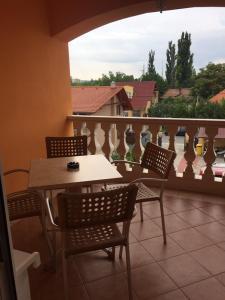 Studio mit Terrasse und Klimaanlage (4 Erwachsene)
