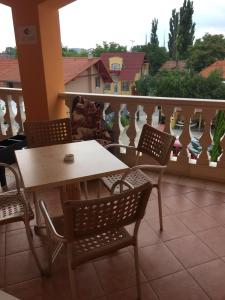 Studio mit Terrasse und Klimaanlage (3 Erwachsene)