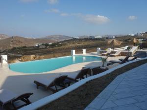 Panormos View, Appartamenti  Panormos Mykonos - big - 175