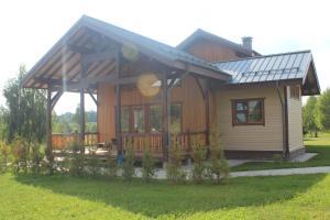 Novinki Park, Vidiecke domy  Novinki-Begichevo - big - 208
