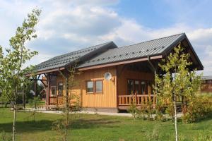 Novinki Park, Vidiecke domy  Novinki-Begichevo - big - 207