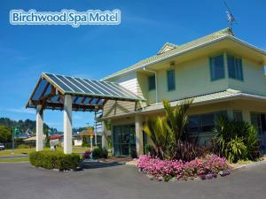 Birchwood Spa Motel, Motely  Rotorua - big - 26