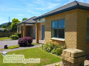 Birchwood Spa Motel, Motely  Rotorua - big - 45