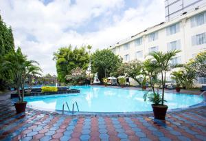 Hotel New Saphir Yogyakarta, Hotels  Yogyakarta - big - 17