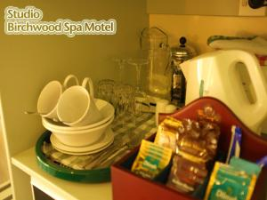 Birchwood Spa Motel, Motely  Rotorua - big - 2
