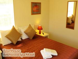 Birchwood Spa Motel, Motely  Rotorua - big - 14