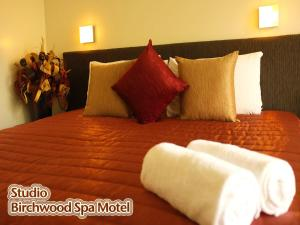 Birchwood Spa Motel, Motely  Rotorua - big - 37