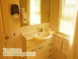 Birchwood Spa Motel, Motely  Rotorua - big - 12