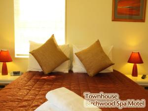 Birchwood Spa Motel, Motely  Rotorua - big - 13