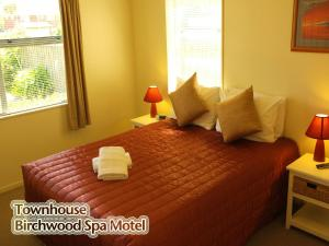 Birchwood Spa Motel, Motely  Rotorua - big - 4