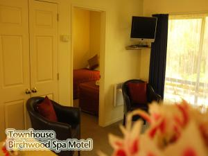 Birchwood Spa Motel, Motely  Rotorua - big - 18