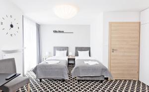 Villa Nova, Ubytování v soukromí  Białystok - big - 3