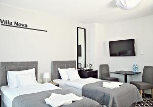 Villa Nova, Ubytování v soukromí  Białystok - big - 13