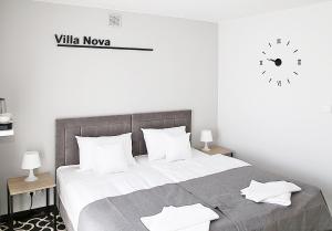 Villa Nova, Ubytování v soukromí  Białystok - big - 18