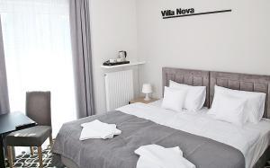 Villa Nova, Ubytování v soukromí  Białystok - big - 19