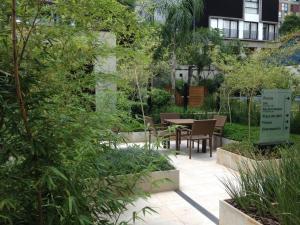 Apartamentos Vila Madalena, Apartmány  Sao Paulo - big - 41