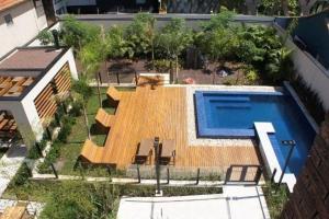 Apartamentos Vila Madalena, Apartmány  Sao Paulo - big - 40
