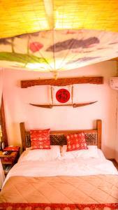Lijiang Shuhe Qingtao Inn, Penziony  Lijiang - big - 72