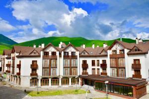 Gudauri Luxe Apartment, Apartmány  Gudauri - big - 1