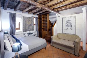La Corte Segreta, B&B (nocľahy s raňajkami)  Salerno - big - 157