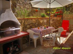 villino Arancio, Case vacanze  Massarosa - big - 79