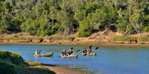 Sibuya Game Reserve and Lodge, Resort  Kenton on Sea - big - 33