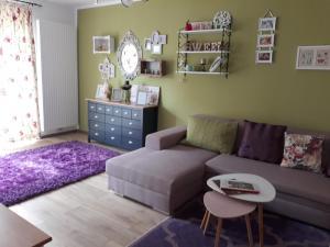Sweet Garden Residence, Apartmány  Brašov - big - 7