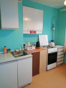 Apartanent on Chkalova, Apartmány  Nizhny Novgorod - big - 32