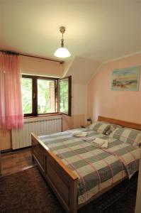 Rooms Family Glumac, Гостевые дома  Езерца - big - 29