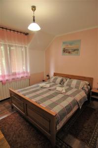 Rooms Family Glumac, Гостевые дома  Езерца - big - 30