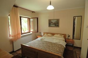 Rooms Family Glumac, Гостевые дома  Езерца - big - 32