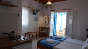 Hotel Hara, Hotels  Naxos Chora - big - 19