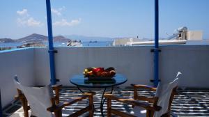Hotel Hara, Hotels  Naxos Chora - big - 12