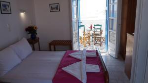 Hotel Hara, Hotels  Naxos Chora - big - 21