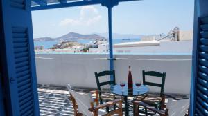 Hotel Hara, Hotels  Naxos Chora - big - 32