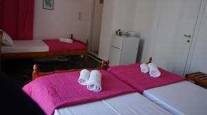 Hotel Hara, Hotels  Naxos Chora - big - 38