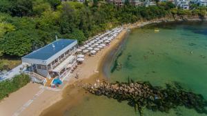 Flores Garden Beach Residence, Apartmány  Chernomorets - big - 29