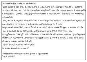 villino Arancio, Case vacanze  Massarosa - big - 17