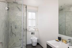 Luxury Top Floor Home In West Kensington W/Terrace, Apartments  London - big - 21