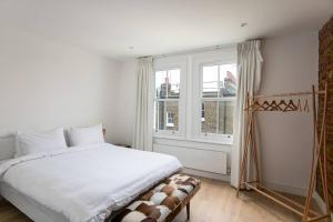 Luxury Top Floor Home In West Kensington W/Terrace, Апартаменты  Лондон - big - 14