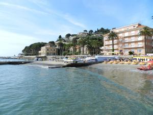 Hotel Golfo E Palme, Hotel  Diano Marina - big - 25