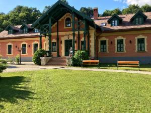 Penzión St. Hubertus Étterem és Panzió Parádsasvár Maďarsko