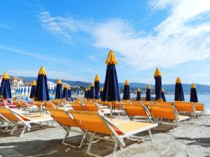 Hotel Golfo E Palme, Hotel  Diano Marina - big - 28