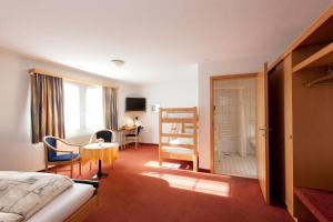 Hotel Arkanum, Hotely  Salgesch - big - 20
